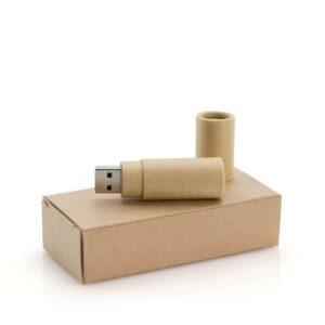 Pen de 16 GB personalizável de cartão reciclado