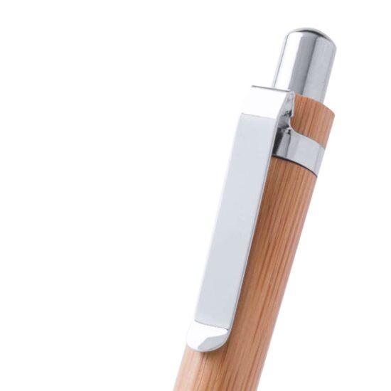 Caneta ecológica de bambu