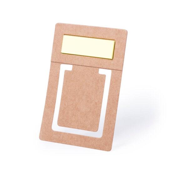 Marcador de livros de cartão reciclado