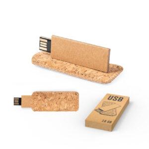 Pen de 16 GB de cartão reciclado