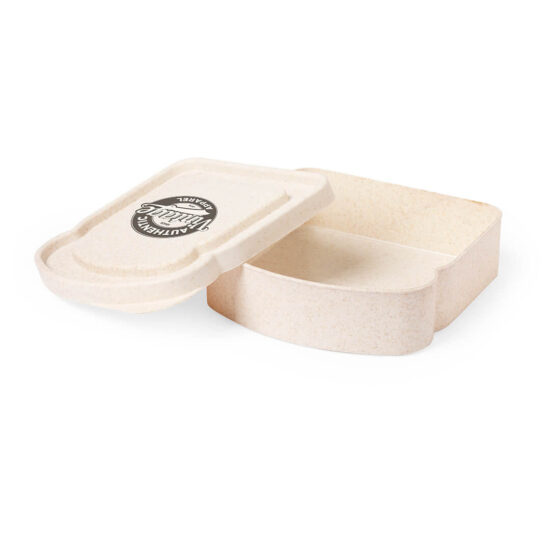 Porta sanduíche ecológico de fibra de bambu