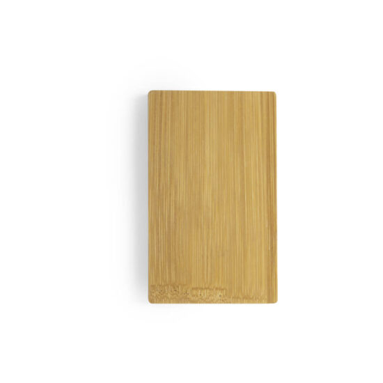 Power bank de bambu