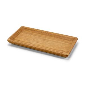 travessa de cozinha de bambu