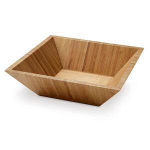 saladeira de bambu