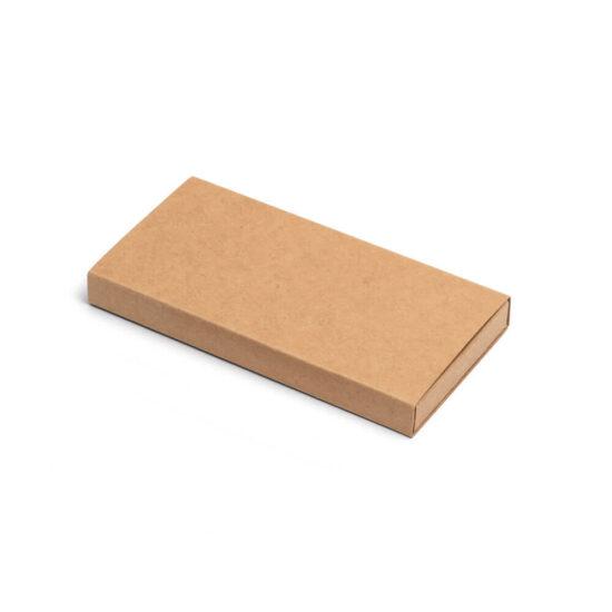 caixa de cartão kraft