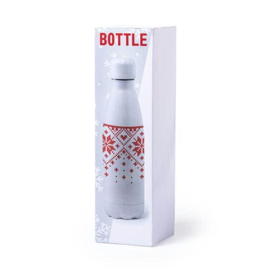 caixa de garrafa de aço inoxidável