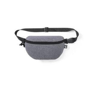 bolsa de cintura ajustável em plástico reciclado