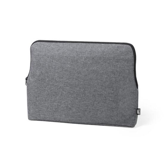 bolsa para portátil em plástico reciclado