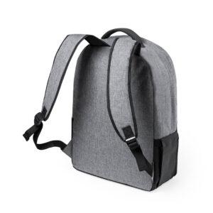 costas de mochila de plástico reciclado