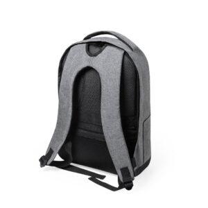 costas de mochilas de negócios em rpet