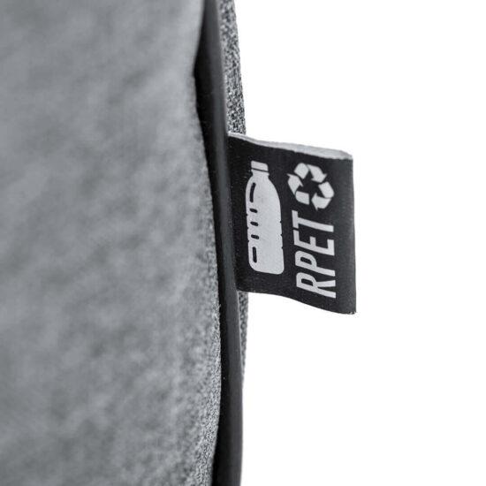 etiqueta rpet de saco multiusos de plástico reciclado