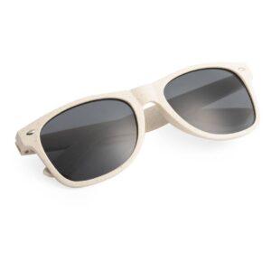 óculos de fibra de bambu fechados