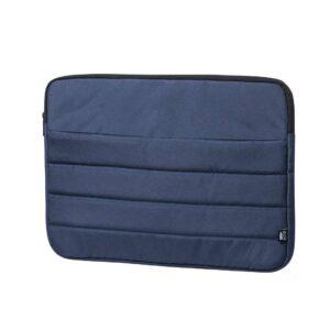bolsa para portátil azul de rpet