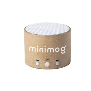 coluna de cartão reciclado e palha de trigo personalizada