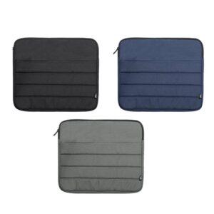 cores de bolsas para portátil de plástico reciclado