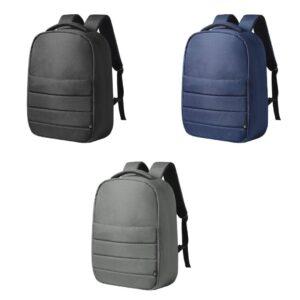 cores de mochilas anti-roubo de rpet